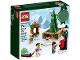 Original Box No: 40263  Name: Christmas Town Square