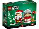 Original Box No: 40274  Name: Mr. Claus & Mrs. Claus