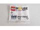 Original Box No: 40296  Name: Build your meal polybag
