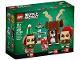 Original Box No: 40353  Name: Reindeer, Elf, and Elfie