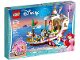 Original Box No: 41153  Name: Ariel's Royal Celebration Boat