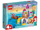 Original Box No: 41160  Name: Ariel's Seaside Castle