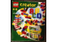 Original Box No: 4119  Name: Regular & Transparent Bricks