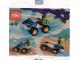 Original Box No: 4124  Name: Advent Calendar 2001, Creator (Day  9) - Space Buggy