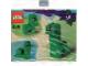 Original Box No: 4124  Name: Advent Calendar 2001, Creator (Day 10) - Dinosaur
