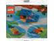 Original Box No: 4124  Name: Advent Calendar 2001, Creator (Day 11) - Speedboat