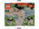 Original Box No: 4124  Name: Advent Calendar 2001, Creator (Day 12) - Reindeer