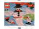 Original Box No: 4124  Name: Advent Calendar 2001, Creator (Day 13) - Snowman