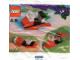 Original Box No: 4124  Name: Advent Calendar 2001, Creator (Day 14) - Jet Ski