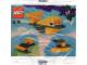 Original Box No: 4124  Name: Advent Calendar 2001, Creator (Day 17) - Whale