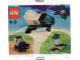 Original Box No: 4124  Name: Advent Calendar 2001, Creator (Day 18) - Space Shuttle