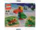 Original Box No: 4124  Name: Advent Calendar 2001, Creator (Day 19) - Parrot