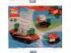 Original Box No: 4124  Name: Advent Calendar 2001, Creator (Day 20) - Steamship