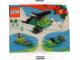 Original Box No: 4124  Name: Advent Calendar 2001, Creator (Day 22) - Helicopter