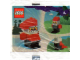 Original Box No: 4124  Name: Advent Calendar 2001, Creator (Day  4) - Santa