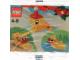 Original Box No: 4124  Name: Advent Calendar 2001, Creator (Day  8) - Frog with Hat
