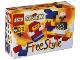Original Box No: 4130  Name: FreeStyle Building Set #1
