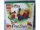 Original Box No: 4135  Name: FreeStyle Garden Friends