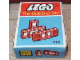 Original Box No: 414  Name: Windows Parts Pack, Red (The Building Toy)