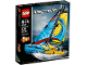 Original Box No: 42074  Name: Racing Yacht