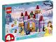 Original Box No: 43180  Name: Belle's Castle Winter Celebration