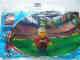 Original Box No: 4445  Name: Coca-Cola Middle Fielder 1 polybag