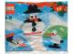Original Box No: 4524  Name: Advent Calendar 2002, Creator (Day 13) - Snowman
