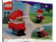 Original Box No: 4524  Name: Advent Calendar 2002, Creator (Day  4) - Santa