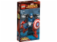 Original Box No: 4597  Name: Captain America