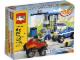 Original Box No: 4636  Name: Police Building Set