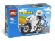Original Box No: 4651  Name: Police Motorcycle