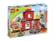 Original Box No: 4664  Name: Fire Station