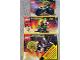 Original Box No: 4741  Name: Blacktron Super Vehicle (Value 3-Pack)