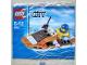 Original Box No: 4898  Name: Coast Guard Boat polybag