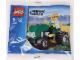 Original Box No: 4899  Name: Tractor polybag