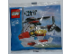 Original Box No: 4900  Name: Fire Helicopter polybag