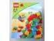 Original Box No: 4908  Name: Brick Box