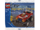 Original Box No: 4914  Name: Fire Chief's Car polybag