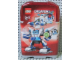 Original Box No: 4917  Name: Mini Robots