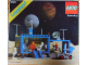 Original Box No: 493  Name: Space Command Center (Craterplate version)