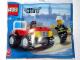 Original Box No: 4938  Name: Fire 4 x 4 polybag