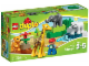 Original Box No: 4962  Name: Baby Zoo (re-release)