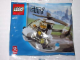 Original Box No: 4991  Name: Police Helicopter polybag