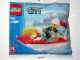 Original Box No: 4992  Name: Fire Boat polybag