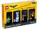 Original Box No: 5004939  Name: Minifigure Collection, Bricktober 2017 2/4 (TRU Exclusive) - The LEGO Batman Movie