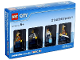 Original Box No: 5004940  Name: Minifigure Collection, Bricktober 2017 3/4 (TRU Exclusive) - City Jungle