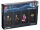 Original Box No: 5005254  Name: Minifigure Collection, Bricktober 2018 1/4 (TRU Exclusive) - Harry Potter