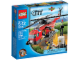 Original Box No: 60010  Name: Fire Helicopter - (Undetermined Version)