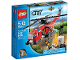 Original Box No: 60010  Name: Fire Helicopter (Studs on Side Version)