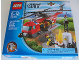 Original Box No: 60010  Name: Fire Helicopter (Red Stripe on Side Version)